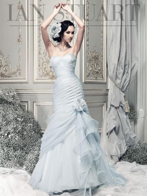 Ian Stuart Bride - Lady Luxe Wedding Dress Collection 2015