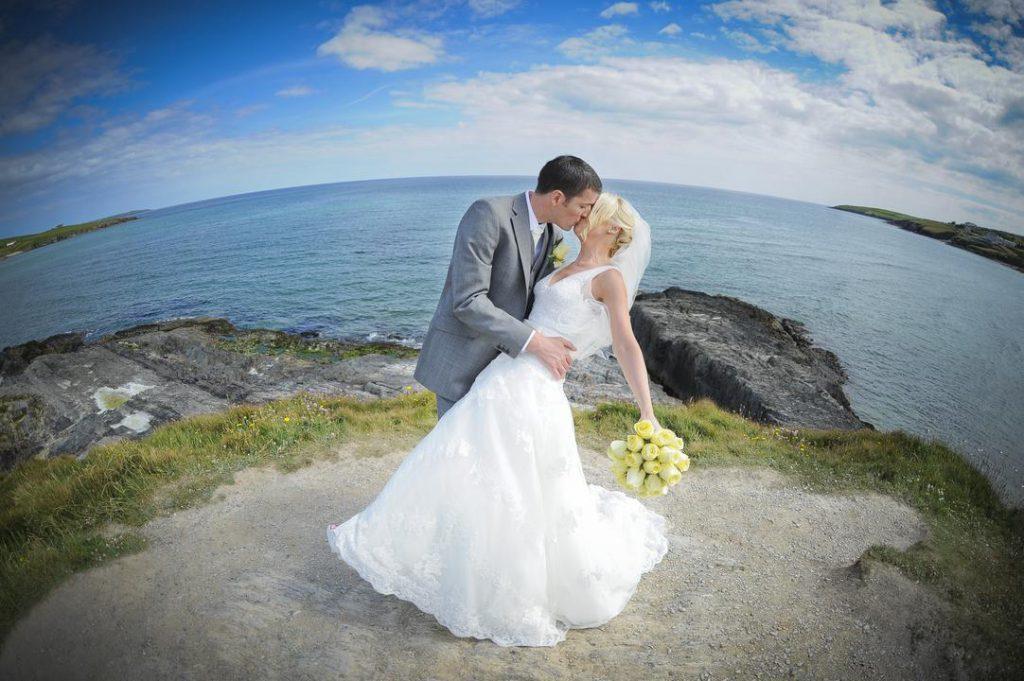Inchydoney Island Lodge & Spa, Cork Wedding Venue