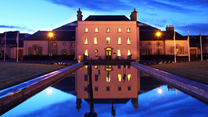 Johnstown House Hotel & Spa, Meath Wedding Venue