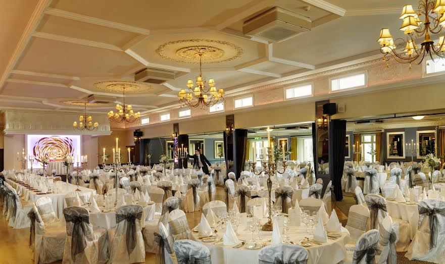 Ballygarry House Hotel and Spa, Kerry Wedding Venue