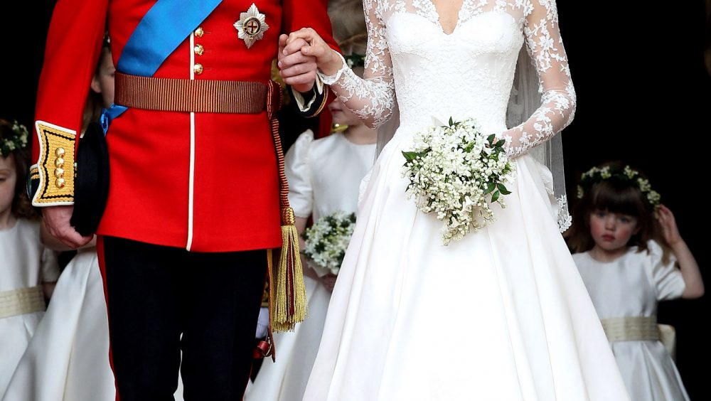 Infographic: 20 Most Expensive Celebrity Weddings