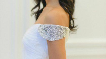 Bridal Fashion Week - Anne Barge Wedding Dress