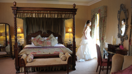 Clanard Court Hotel, Kildare Wedding Venue Competition