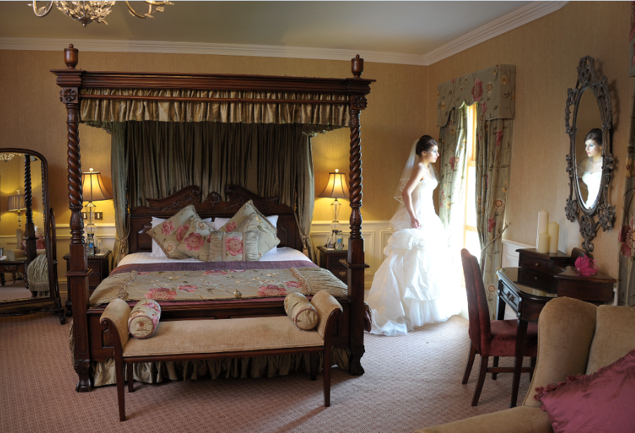 Clanard Court Hotel, Kildare Wedding Venue Competition