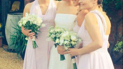 Sophie & Bridemaids