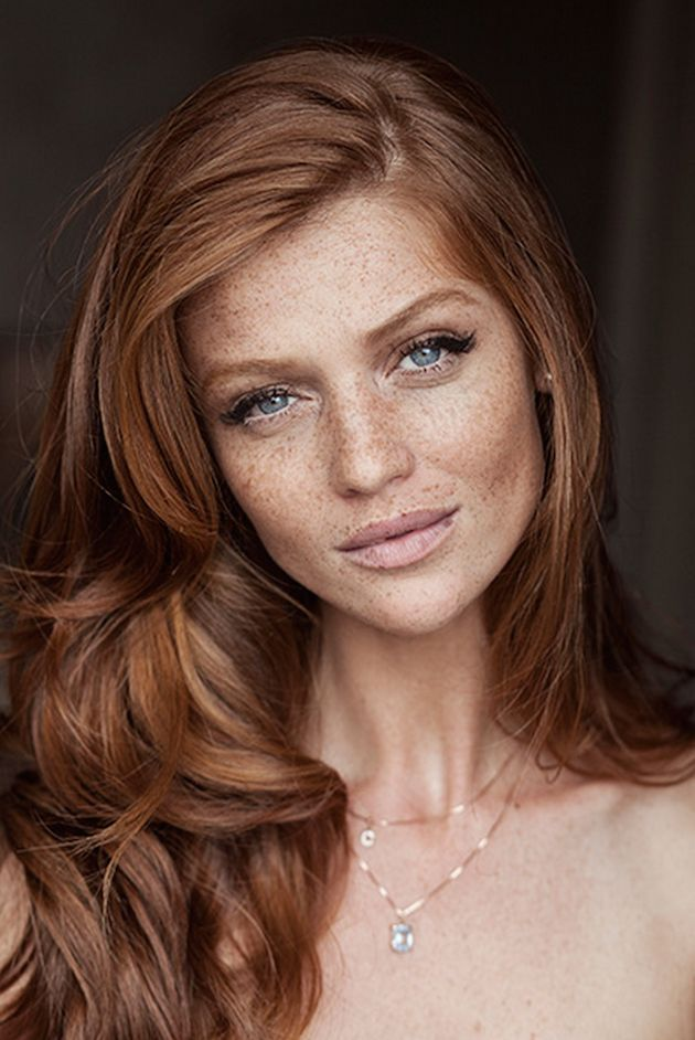 6 Essential Beauty Tips For Redhead Brides