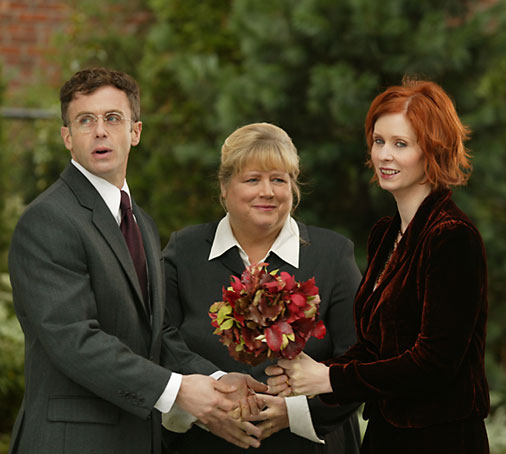 9 Most Memorable TV Weddings Of All Time