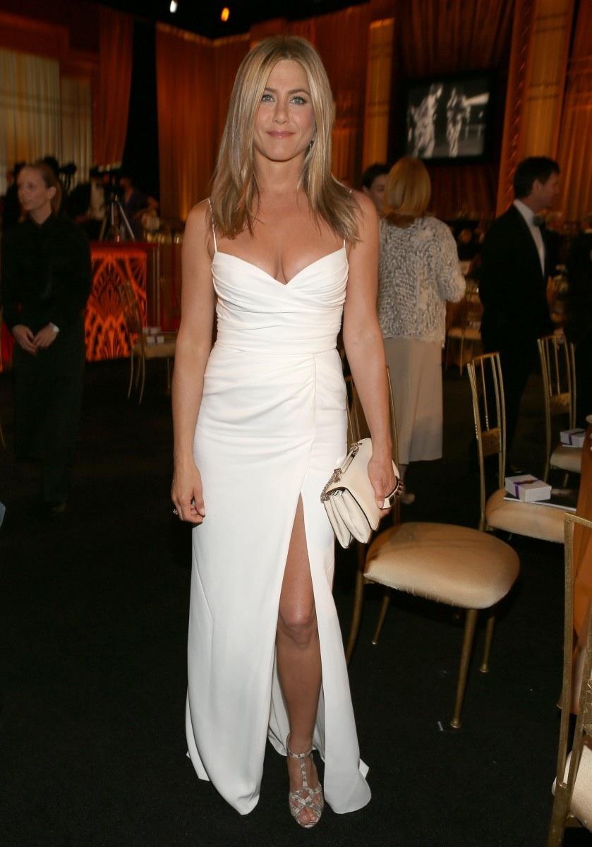 Is This Jennifer Aniston's Wedding Dress?