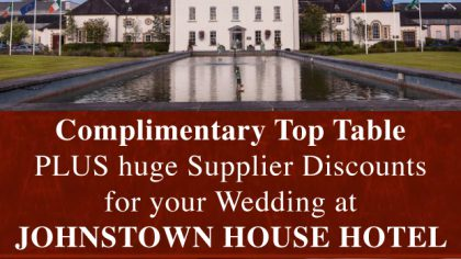 Johnstown House Hotel Competition