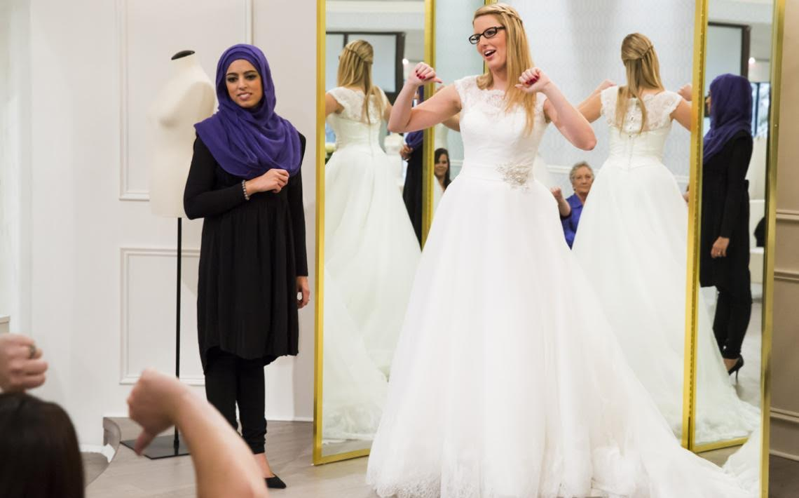 7 Tips For Bridal Shopping From Say Yes To The Dress