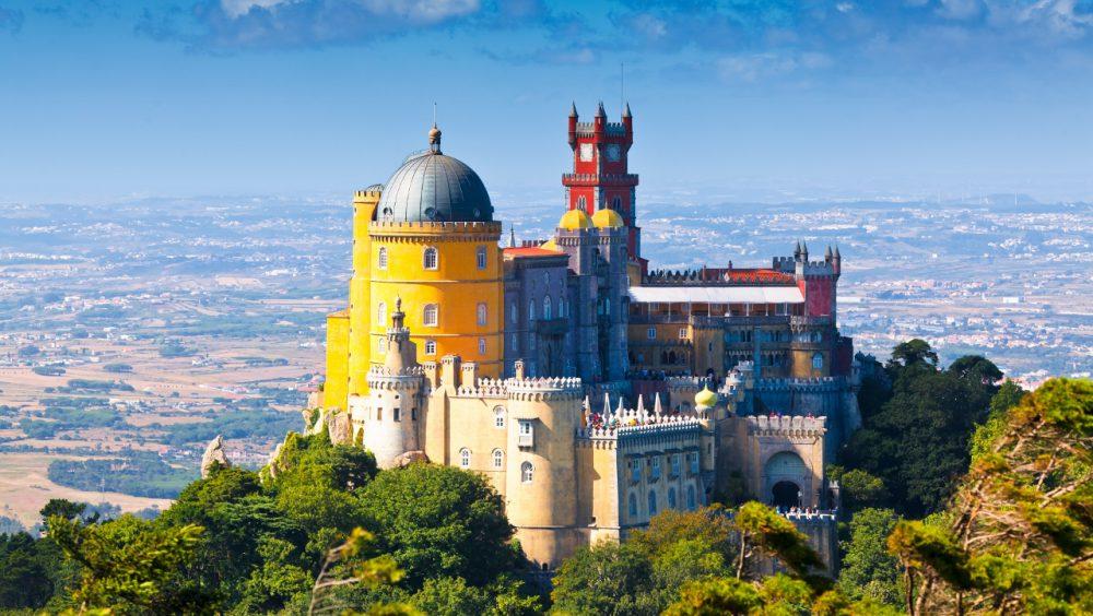 Sintra via Lisbon Ahead