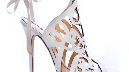 Marchesa Bridal Shoes