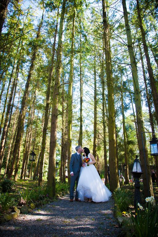 True Love Waits – Bianca & Brendan at Station House