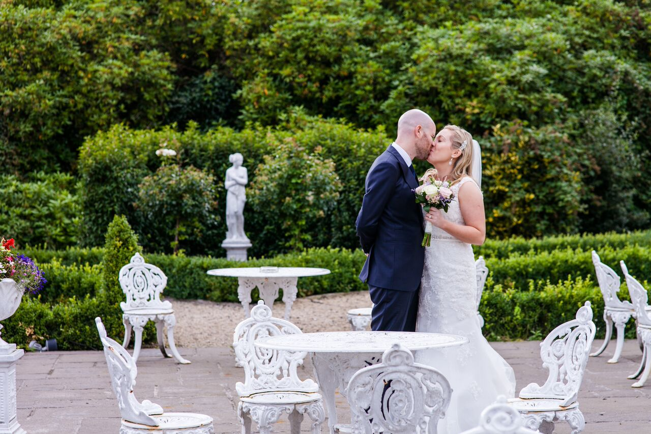 All Shades Of Cool: Aileen & Eoin At Ballyseede Castle