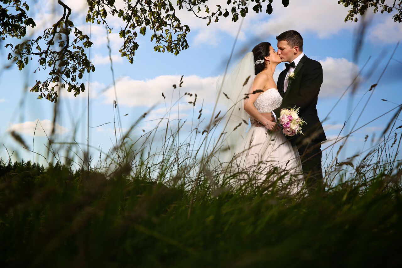 Wonderfully Whimsical: Sinéad & Patrick At Glenlo Abbey