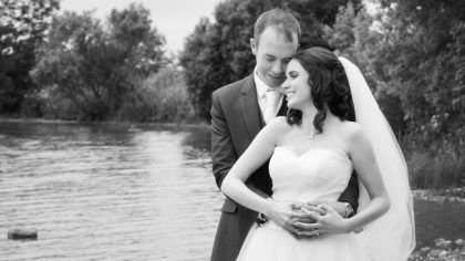 Sweet & Sentimental: Michelle & David At Lough Rea Hotel