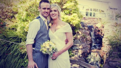 Michaela & Graham's Sunny Summer Wedding