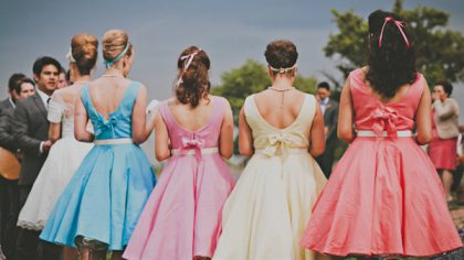 Your Guide To Being The Best Maid Of Honour EVER!