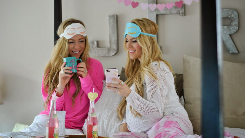 Hen Party Ideas: Sleepover