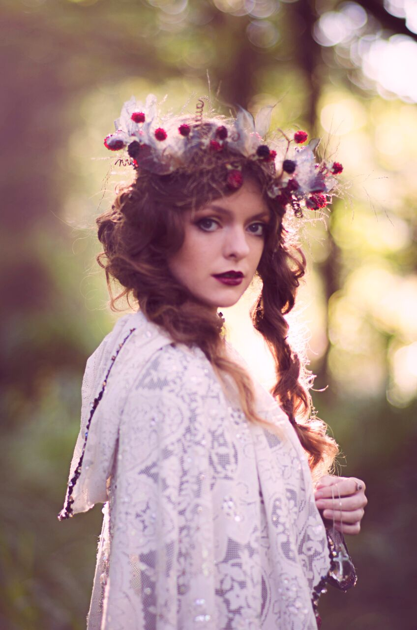 Eco-Couture & Fairytale Fantasy By Alice Halliday
