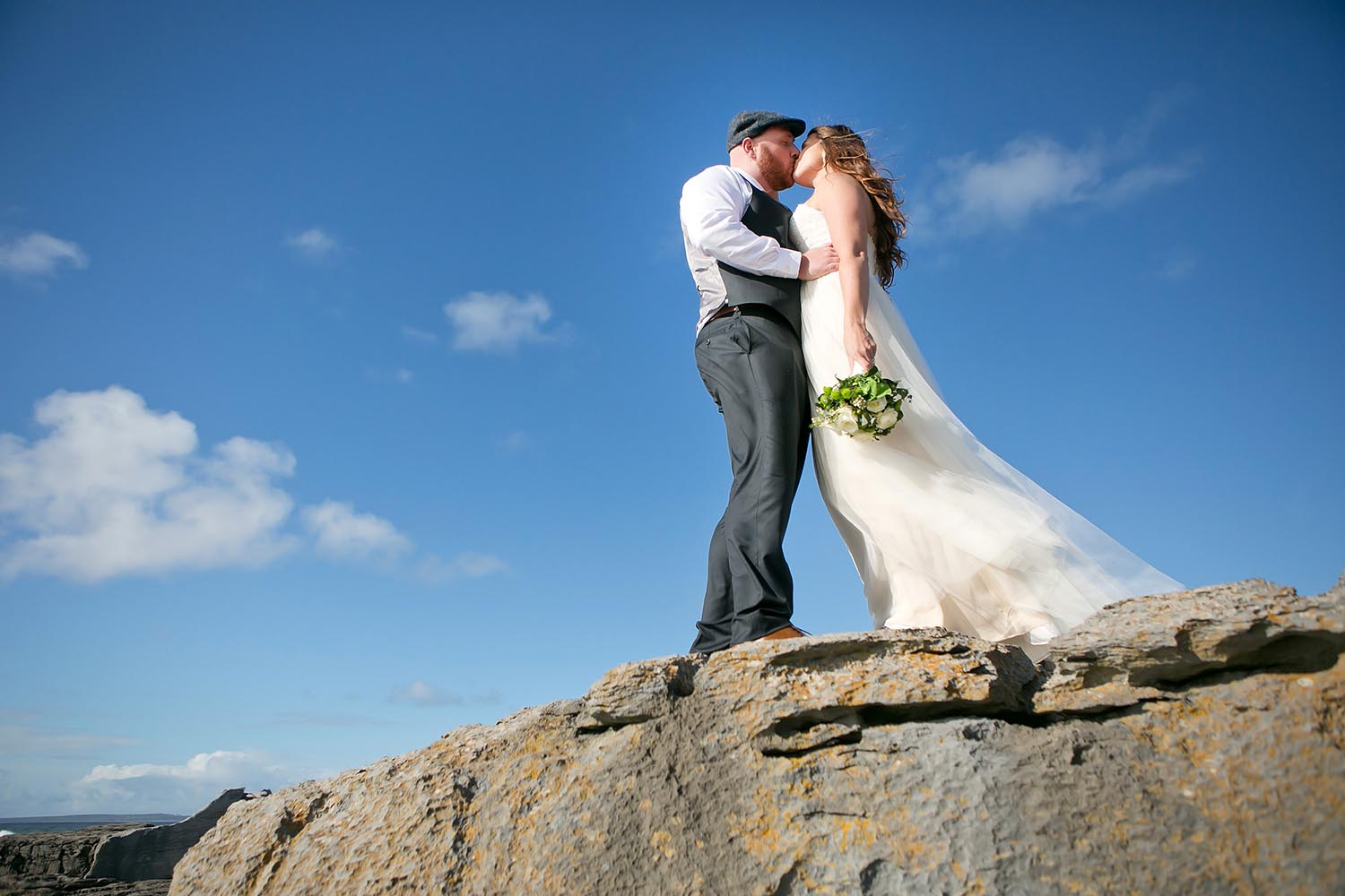 Tom & Danielle: A Romantic Elopement In The West