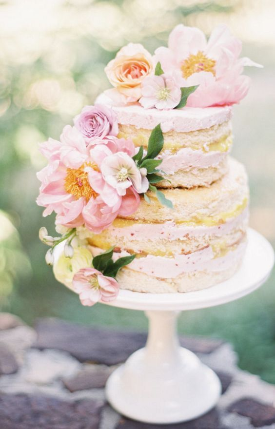 18 Naked Cakes That Are Gonna Make You Drool