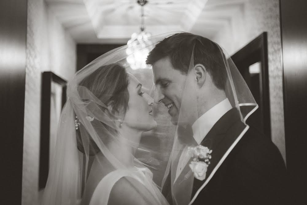Just Us Two: Jacqueline & David's Elegant Wedding