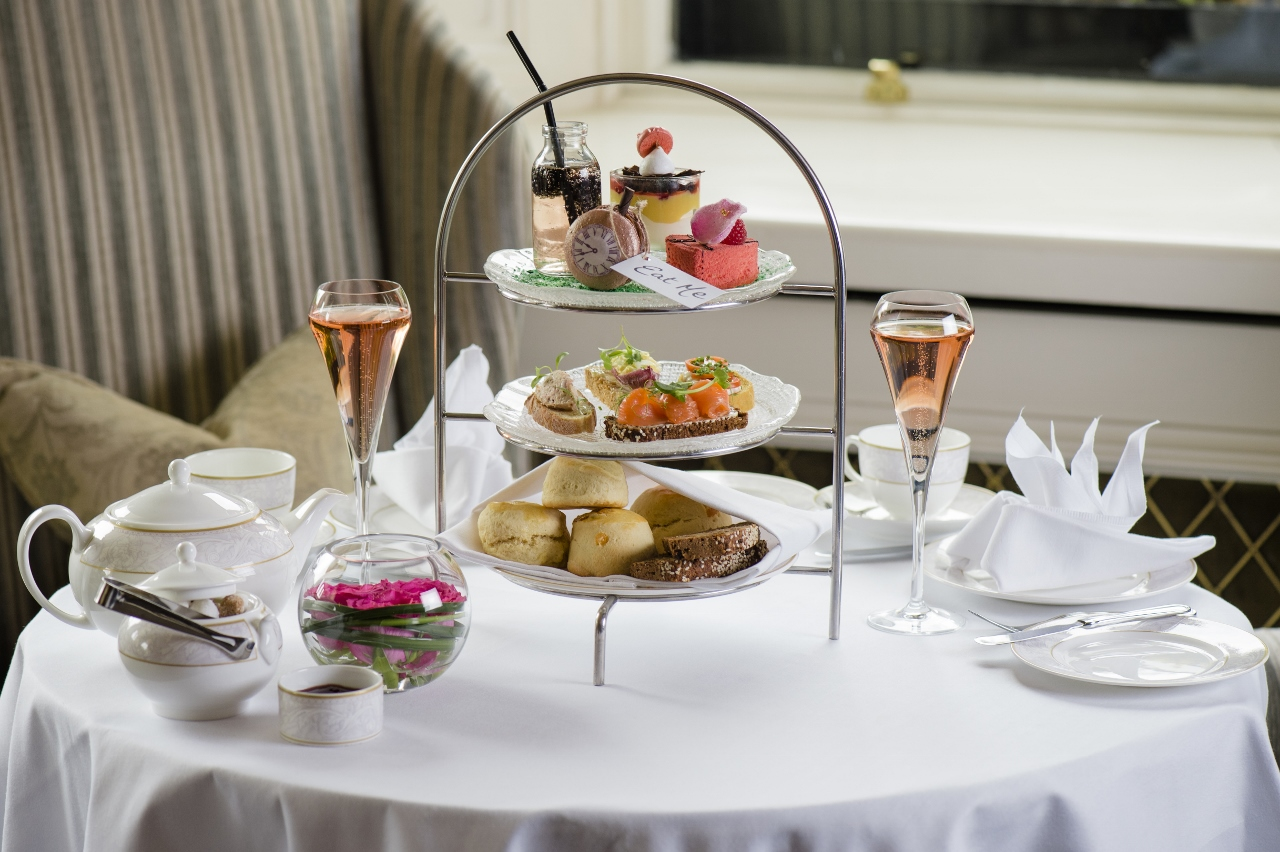 Afternoon Tea The Shelbourne Hotel