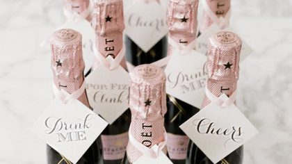 9 Simple & Super Stylish Hen Weekend Touches