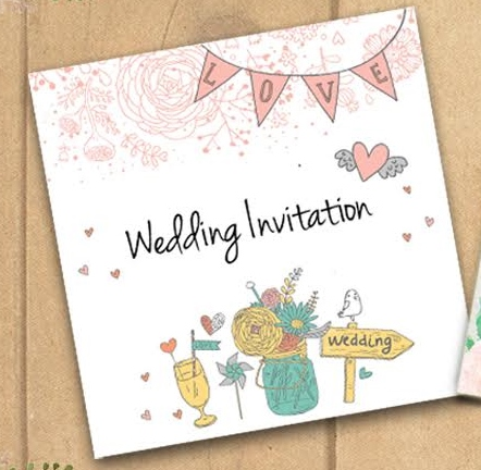 5 Tips On How To Organise Your Wedding Invitations