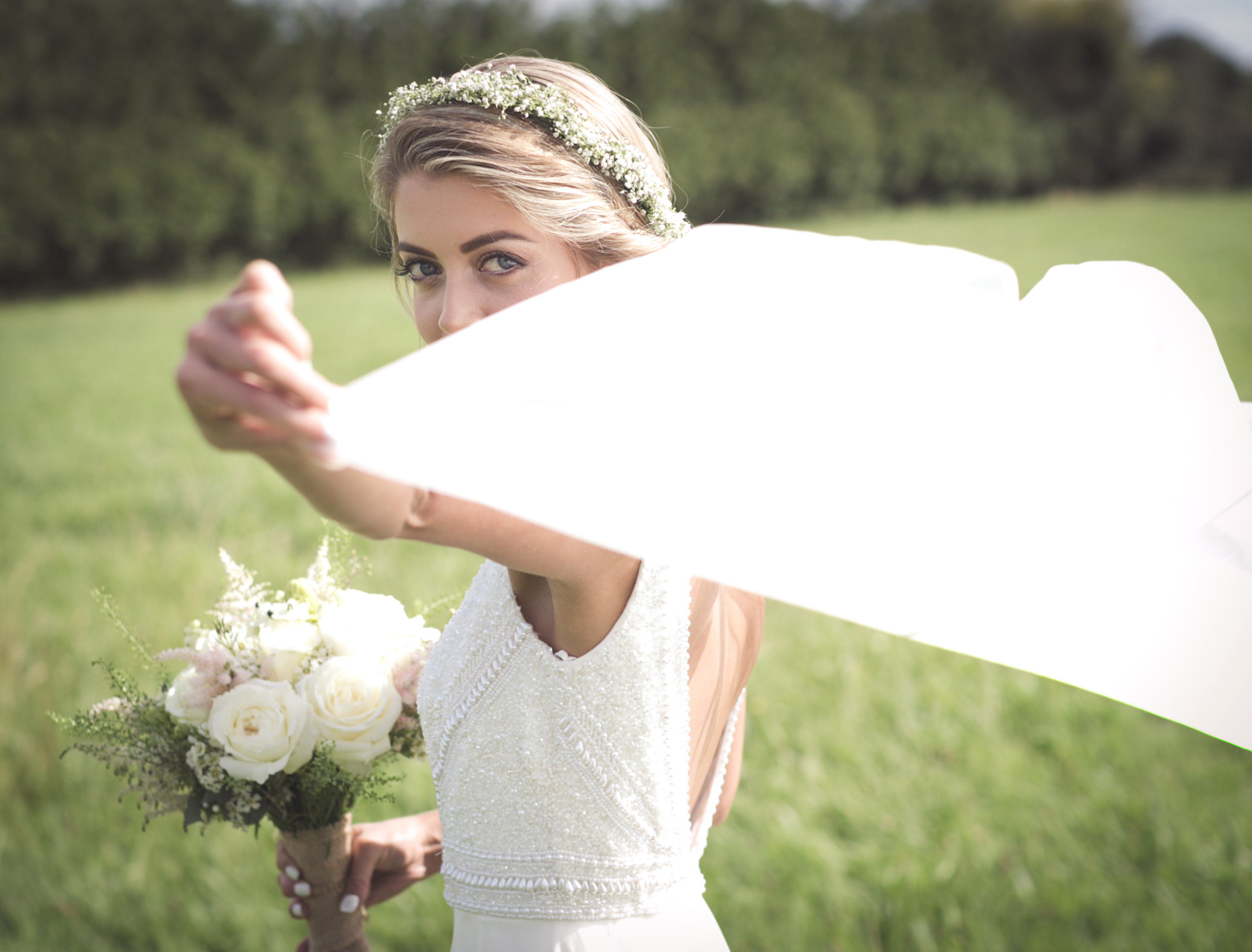 Young Love: Maria + Ian's Wedding At The Abbey Hotel