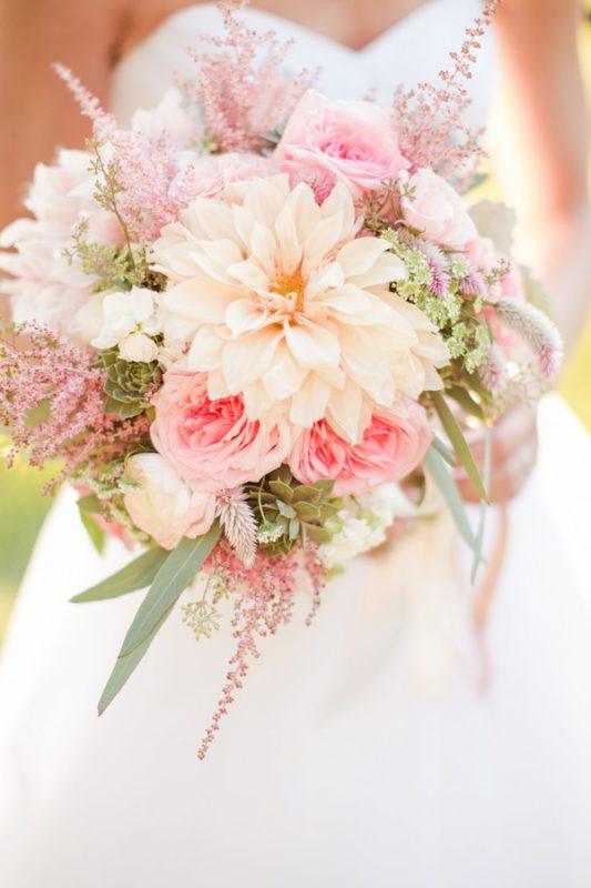 pink-dahlia-bouquet