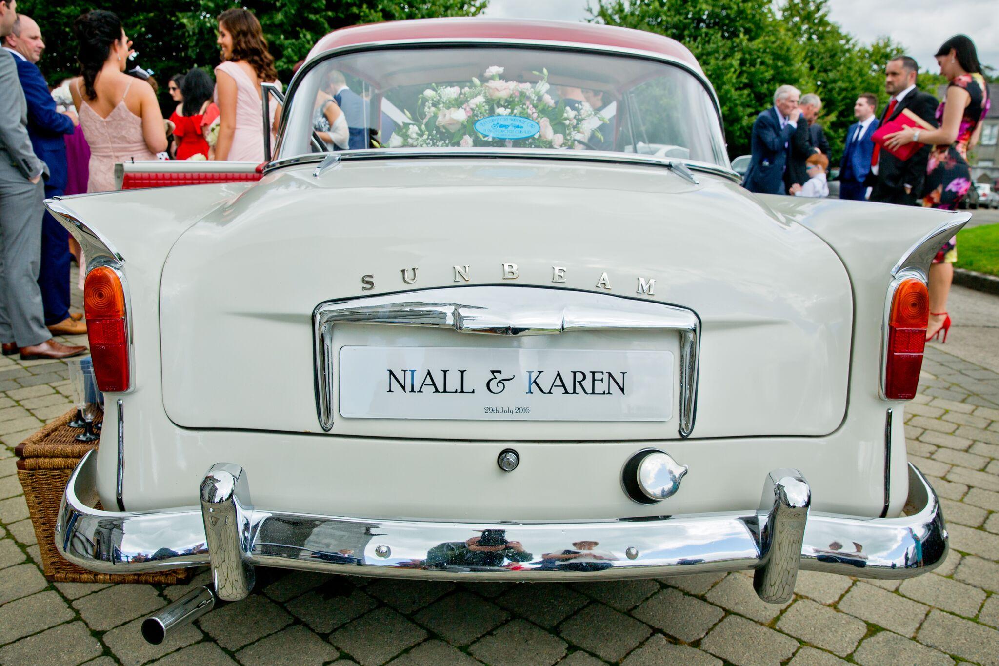 Niall + Karen