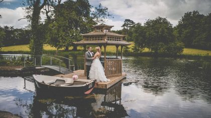 Black Tie Romance: Chris + Lisa-Anne's June Wedding At Kilshane House