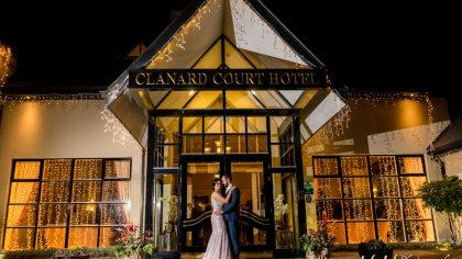 Win 50 FREE Guest Places + An Upgraded Wedding Reception At Kildare's Top Rated Venue