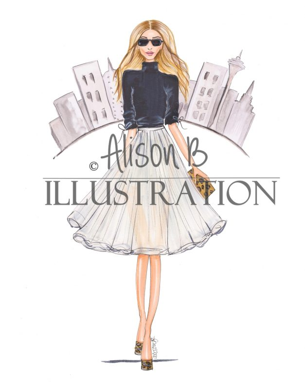 Alison B Illustration