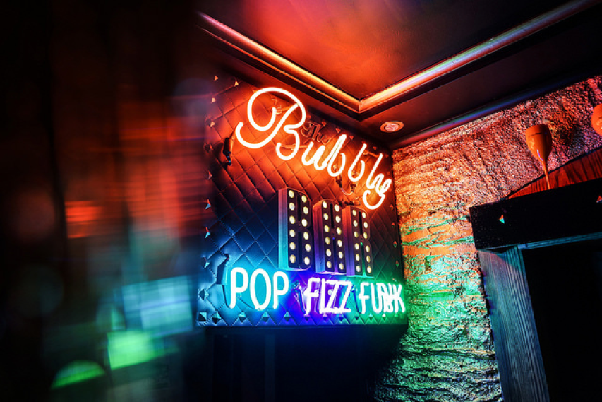 bubbly bar 12