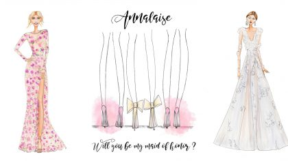 Supplier Spotlight: Custom Wedding + Lifestyle Art By Alison B. Illustration