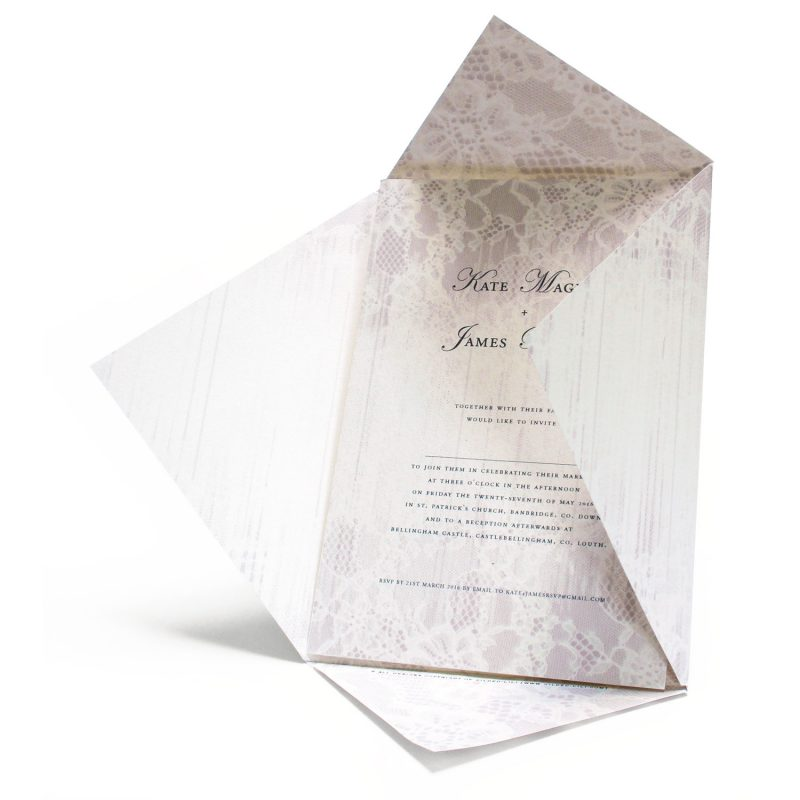 Gilded-Lili Couture Stationery