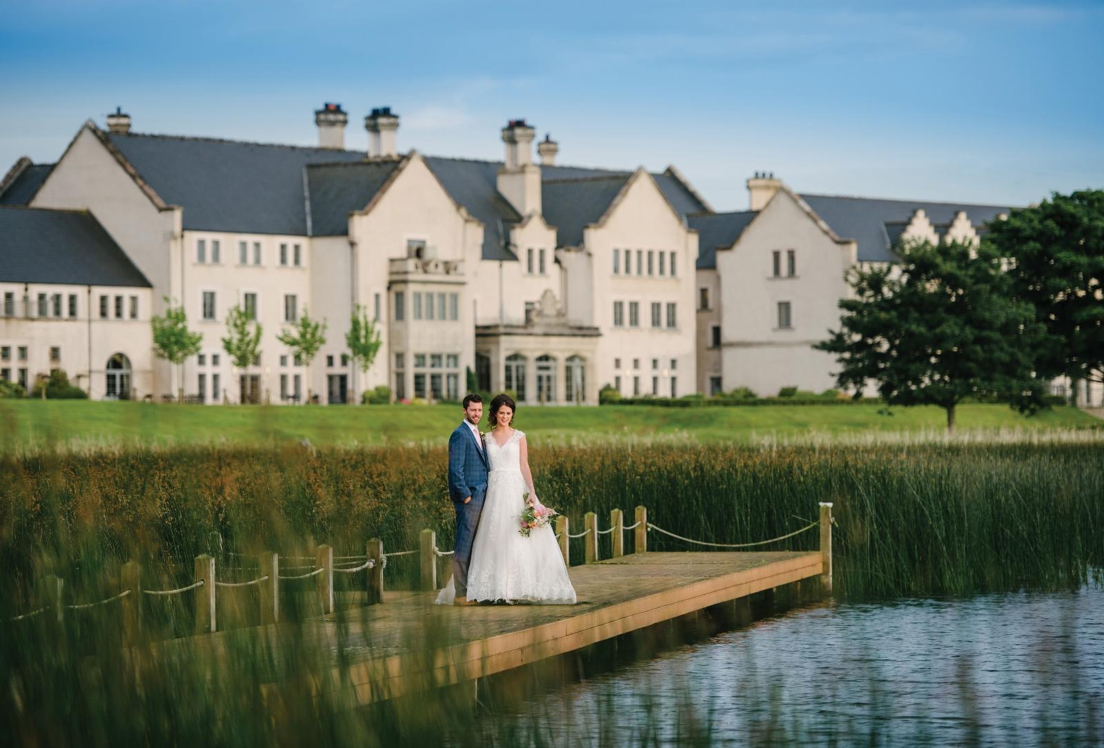 Getting Married In Northern Ireland - Lough Erne Resort