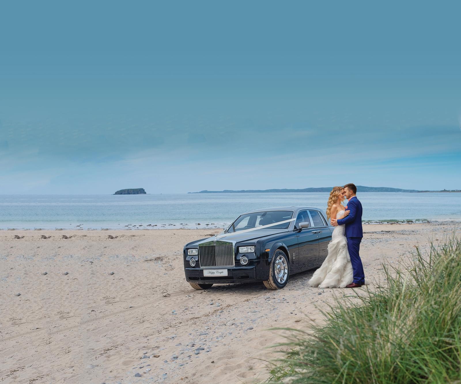 BallyLiffin Lodge Rolls Royce