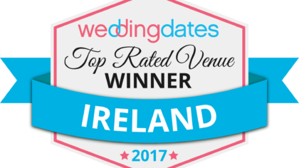 WeddingDates Awards: Top Rated Wedding Venues 2017 Announced