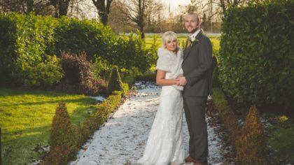 A Love That's Traveled The World: Orla + Joe's Winter Wedding At Radisson Blu Limerick