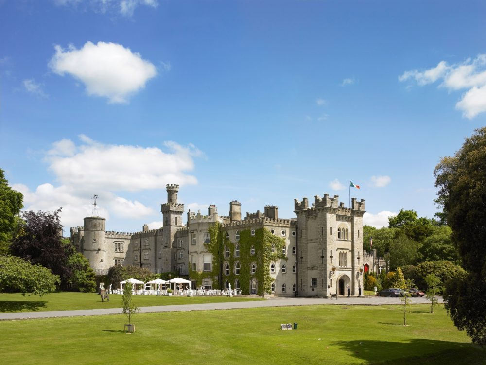 Cabra Castle in County Cavan.