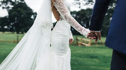 Romantic Lace: Modern Takes On The Lace Wedding Dress