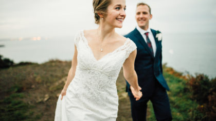 A Destination Wedding: Rachel + Nathan's Romantic Irish Wedding Day