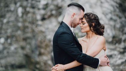 Countryside Romance: Sam + Conor At The Abbey Hotel Roscommon