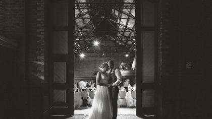 Jessica + John's Science Themed Wedding Day