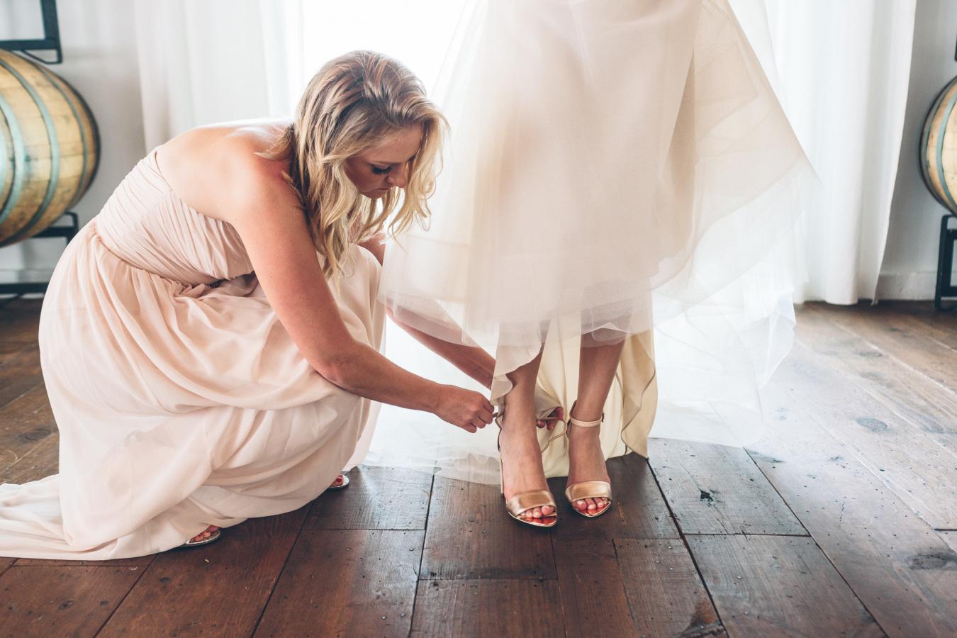 Budget Saving Bridal Shoes