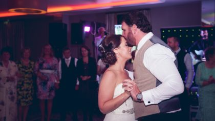 Sunset Love & A Blue Moon Wish: Claire + Ken At Radisson Blu Limerick